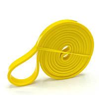 Резина для тренировок PowerPlay 4115 Light желтая