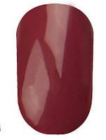 Гель-лак Salon Professional №155 (грязно-вишневый, эмаль), 17 мл