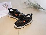 Босоножки Supreem черные, фото 3
