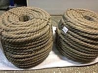 Канат пеньковый тросовой свивки ГОСТ 30055-93