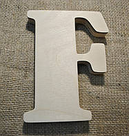 Слова и буквы из дерева, фото 1