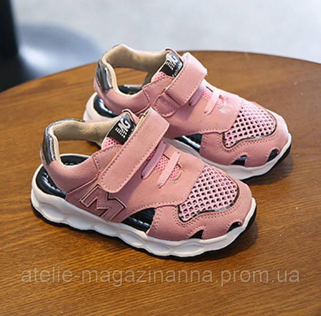 Босоножки детские MG розовые