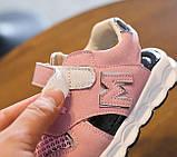 Босоножки детские MG розовые, фото 4