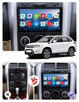 Штатна Android Магнітола на Suzuki Grand Vitara 2005-2015 Model 3G-WiFi-solution (М-СГВк-7-3Ж)