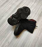 Чобітки дитячі Shoesyga чорні, фото 5