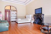 Красивая и просторная квартира с балконом, 2х-комнатная (10000)