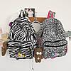 Рюкзак с животным принтом, фото 4