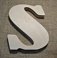 Декоративные буквы из дерева, фото 1
