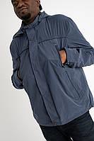 Куртка демисезонная, ветровка мужская очень больших размеров YISEN