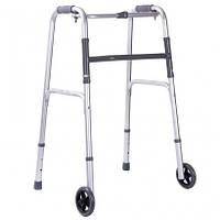 Аренда алюминиевых складных ходунков OSD на колесах для взрослых