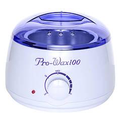 Воскоплав Lidan Pro Wax 100 White для таблетованого і гранульованого воску депіляції будинку 100 W