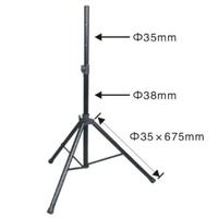 Напольная стойка для акустических систем BIG SS101