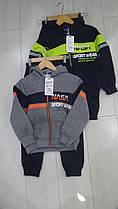 Утепленные костюмы для мальчика Nasa mini! Венгрия. 98- 128 рост.