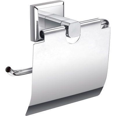 Тримач туалетного паперу з кришкою