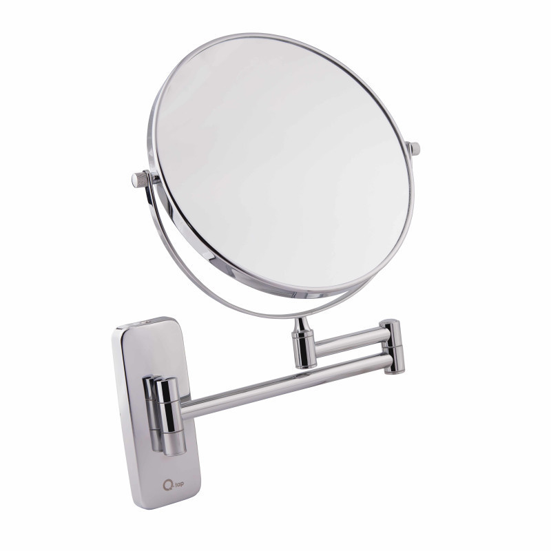Косметическое зеркало для ванной с увеличением