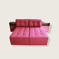 """Кутовий диван """"Лего"""" (Доміно). Люкс 16 . Габарити: 2,70 х 1,70 Спальне місце: 2,00 х 1,60"""