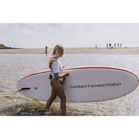 "Сапборд SHARK Yoga 10"" x 34 х 6"", 2021  - надувна дошка для САП серфінгу, sup board, фото 5"
