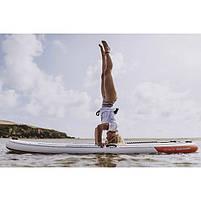 "Сапборд SHARK Yoga 10"" x 34 х 6"", 2021  - надувна дошка для САП серфінгу, sup board, фото 6"