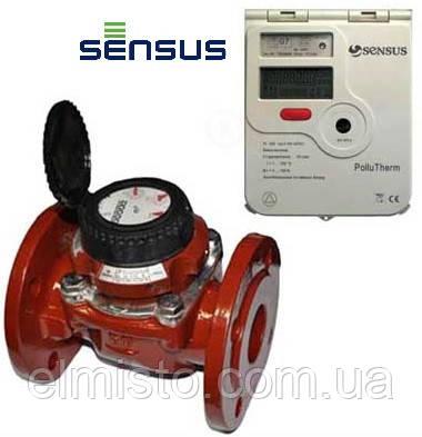 Счетчик тепла Sensus PolluTherm / WPD 125-100 Ду 125  с одним расходомером (Словакия-Германия)