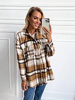 Жіноча сорочка шерсть 42-44 44-46