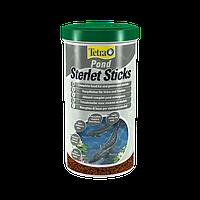 Корм для прудовых рыб Tetra Pond Sterlet Sticks 1 л, корм для осетров и стерляди