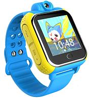 Часы Smart Watch Q200 Blue Гарантия 1 месяц, фото 1