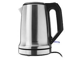 Чайник SILVERCREST  SWKD 2200 A1,   1,7 л, з фільтром від  вапняного нальоту, срібний