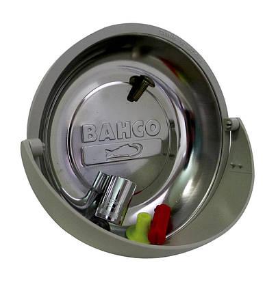 Гаражне обладнання, Round magnetic dish, Bahco, BMD150, фото 2