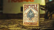 Карты игральные | Bicycle 1900 - Red, фото 3