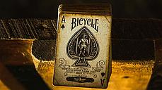 Карты игральные | Bicycle 1900 - Red, фото 2