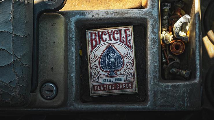 Карты игральные | Bicycle 1900 - Red