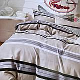 Якісний комплект постільної білизни з фланелі Розмір євро 200 * 230, фото 2
