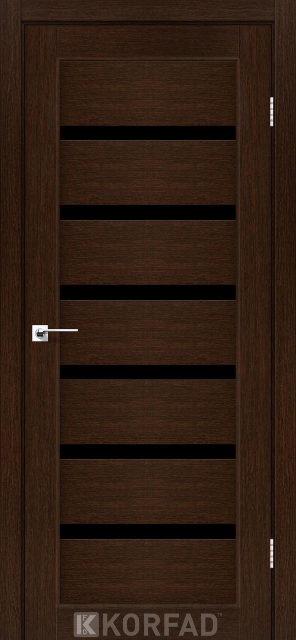 Двери Korfad PD-01 Венге BLK