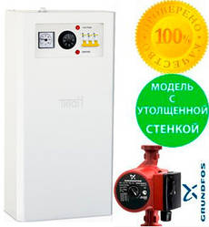 Электрический котел ТИТАН мини настенный 3 кВт 220В с насосом