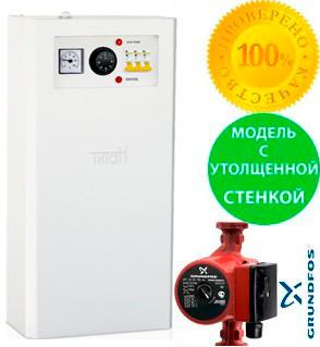 Электрический котел ТИТАН мини  настенный 7,5 кВт 380В с насосом