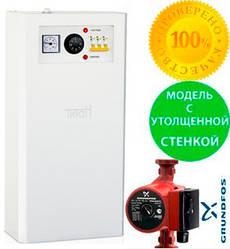 Электрический котел ТИТАН мини настенный 4,5 кВт 380В с насосом