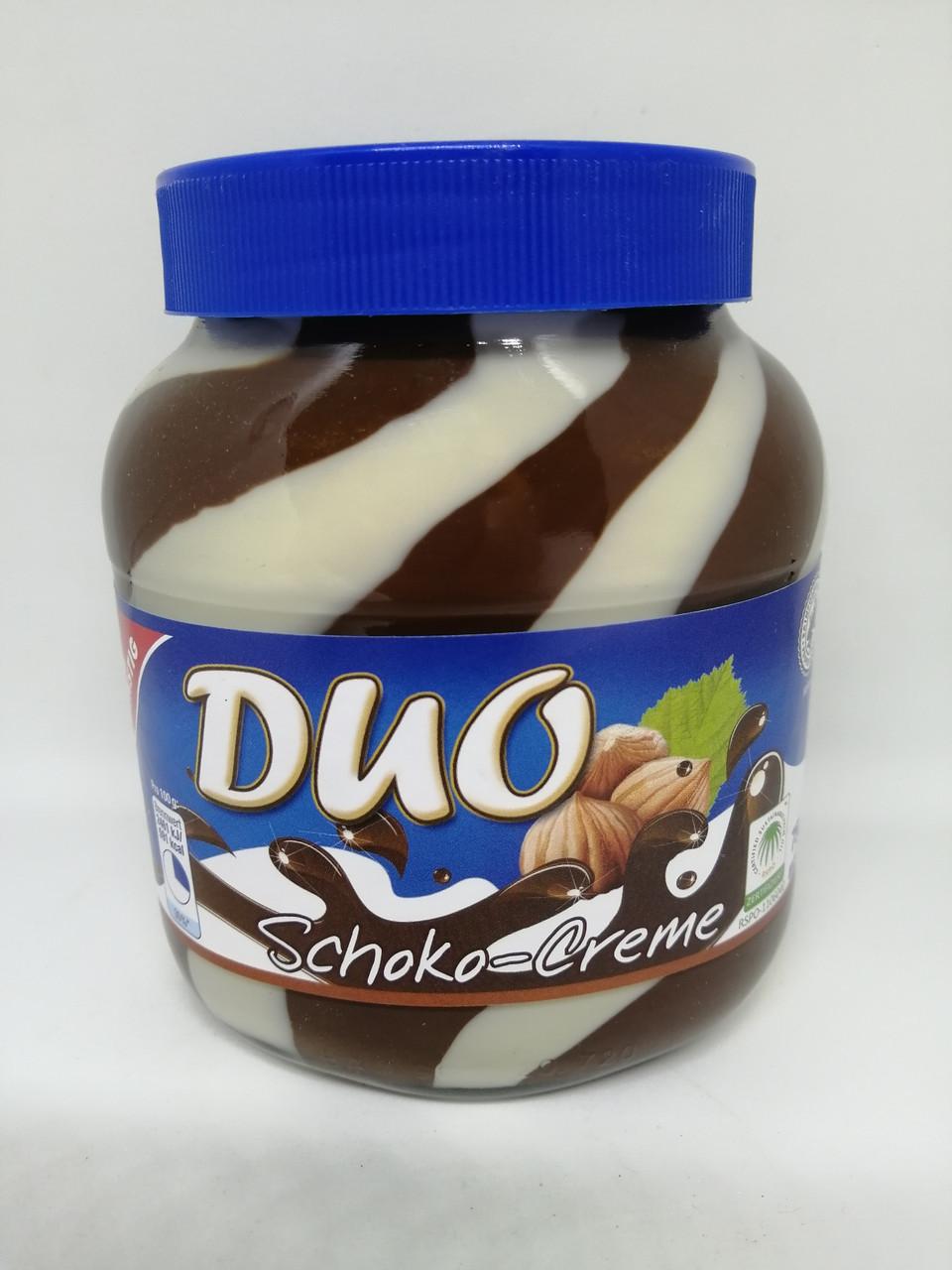 Duo schoko - creme 750 грам