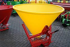 Разбрасыватель удобрений Jar Met 500 л.(пластик.) Польша