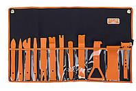 Инструмент для кузовных работ, Набор универсальных монтировок для обивки салона, Bahco, BBS20P12