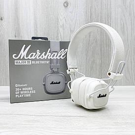 Беспроводные наушники Marshall Major III BLUETOOTH (белые)