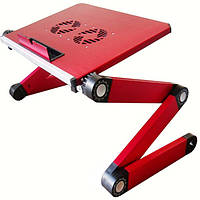 Столик трансформер для ноутбука UFT T4 Red