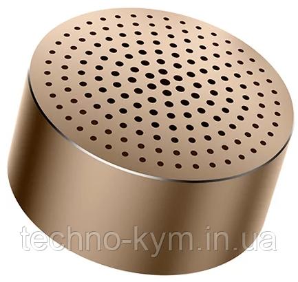 Bluetooth колонка Mi Portable Gold Гарантия 3 месяца