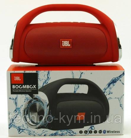 Bluetooth Колонка JBL mini Boombox J23 Red (Репліка) Гарантія 3 місяці