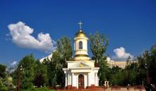 Электрическое отопление церкви, храма инфракрасными обогревателями.