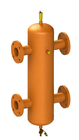 Гидрострелка ОГС-Ф-35 (до 615 кВт) фланец Ду80