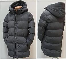 Утепленные детские куртки для мальчика Grey! Венгрия. 10-17 лет.