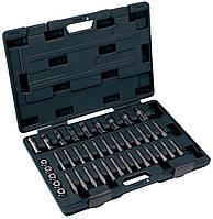 Инструмент для работ с подвеской, Набор инструментов для работы с амортизаторами, 39 шт, Bahco, BS1000