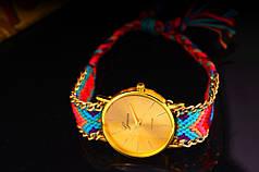 Женские наручные часы в этническом стиле Jeneva Etnisch Rainbow