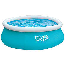 Надувний сімейний басейн Intex 28101 Easy Set (183*51 см)