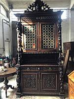 Антикварный комплект в столовую, гостиную. Начало XVIII-XIX века